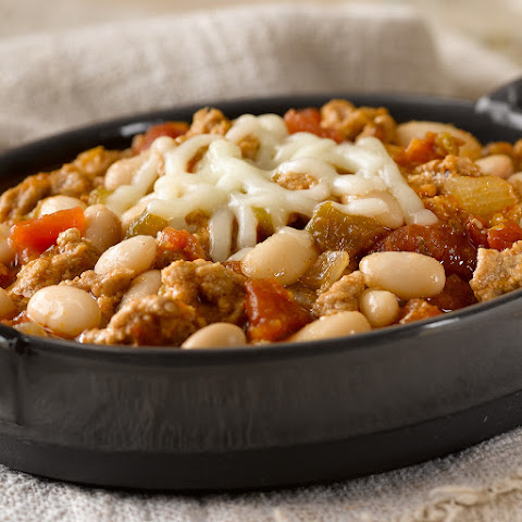 Bush's® Quick White Bean Turkey Chili