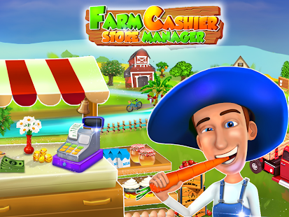Farm Cashier Store Manager - Kids Game APK for Kindle Fire