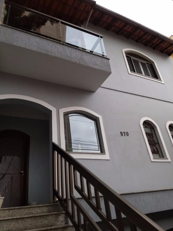 Sobrado Vila Valparaíso, Santo André (so0189)