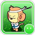 Stickey Peanut Monkey APK Image