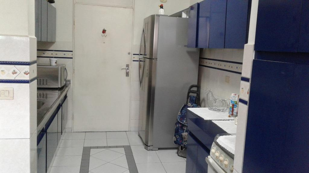 Apto 2 Dorm, Campo Belo, São Paulo (AP12009) - Foto 8