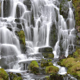 by Andy Dines - Landscapes Waterscapes ( water, waterfall, long exposure )