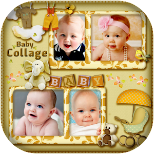 Download Baby Photo Collage Maker and Editor For PC Windows and Mac