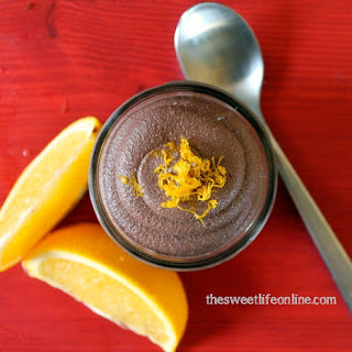 Raw Chocolate Mousse Recipes