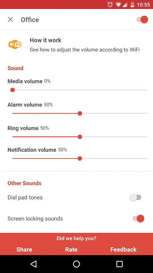 Volume Master Pro-App Control Screenshot 7