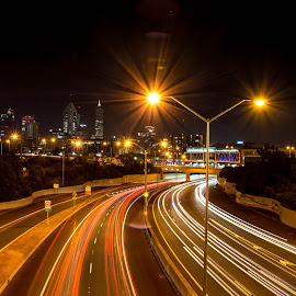 by Ian Mlawi - City,  Street & Park  Street Scenes