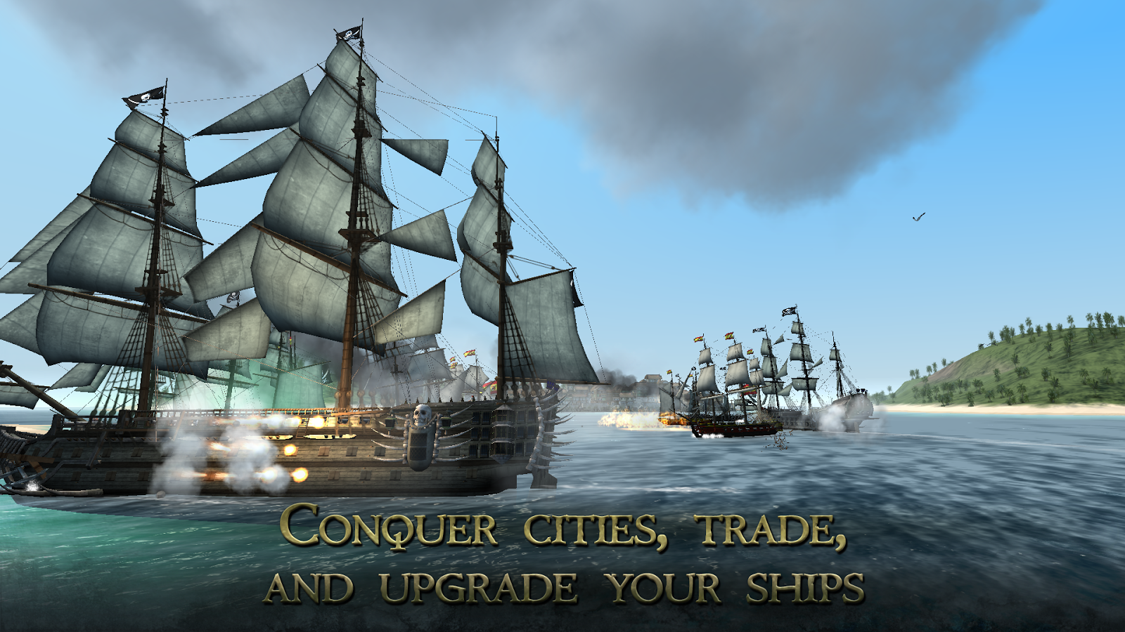 The Pirate: Plague of the Dead Screenshot 5