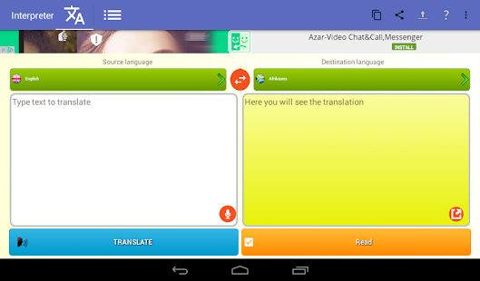 how to download voice translator