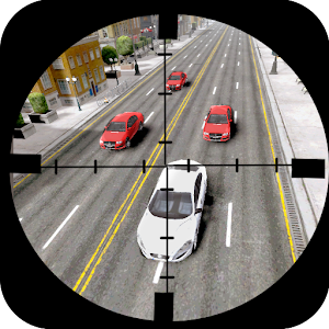 Traffic Sniper Shooter For PC