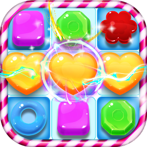 Cheats Jelly Blast-Candy Trip
