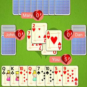 Hearts Mobile Online PC (Windows / MAC)