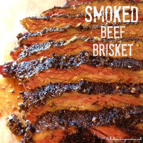 Smoked Brisket - How To Smoke A Brisket History of Barbecuing - History of Brisket