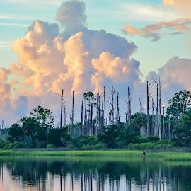 by Jan Herren - Landscapes Cloud Formations
