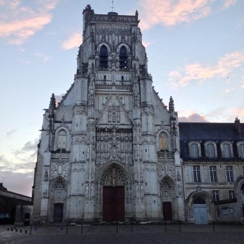photo de Abbatiale Saint Riquier