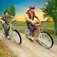 Bicycle Rider Race BMX
