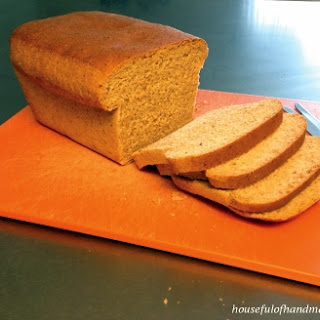 The Best Homemade Whole Wheat Sandwich Bread