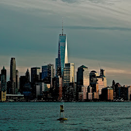 One Tower  NYC by Eurico David - City,  Street & Park  Skylines