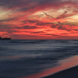 Sailor's Delight by Gary Latone - Landscapes Sunsets & Sunrises