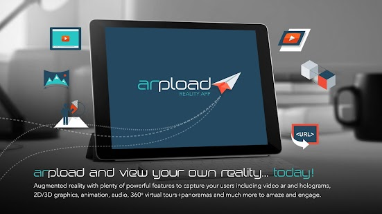 arpload reality - screenshot