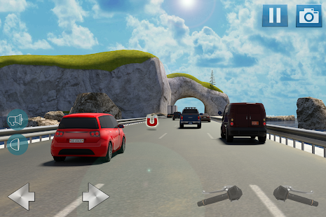 Traffic Dodge: Moto - screenshot