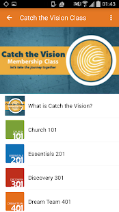 Create Church - screenshot