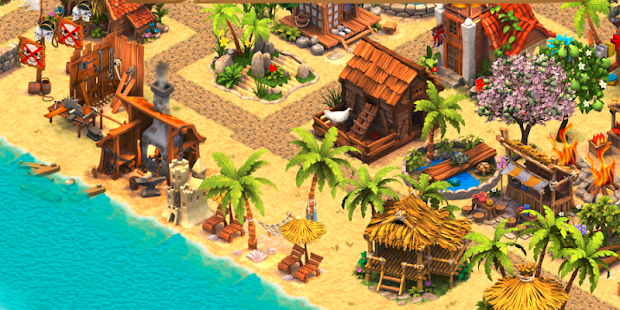 Game Shipwrecked: Castaway Island apk for kindle fire