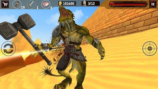 Clash of Egyptian Archers - screenshot