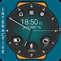 App Black Classic Watch Face APK for Kindle