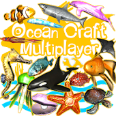 Ocean Craft Multiplayer APK for Bluestacks