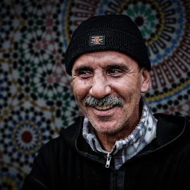 Portrait by Badr Pedro - People Portraits of Men