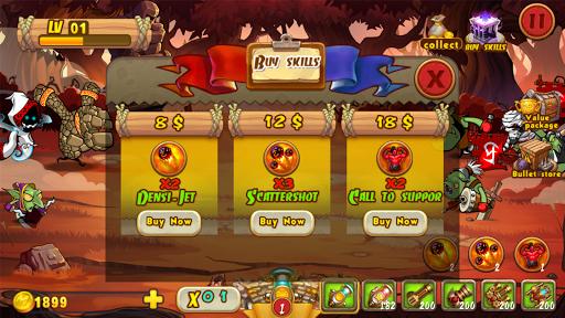 Zombieshootmania - screenshot