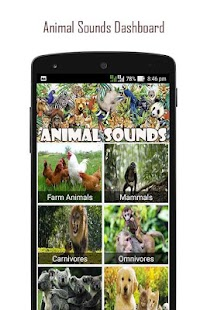 120 Animal Sounds- screenshot thumbnail