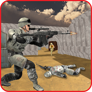 American Shooter Commando FPS for Android