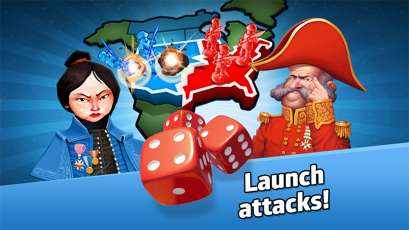 RISK: Global Domination Screenshot 3