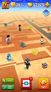 Download Android Game Pixelmon GO - catch them all! for Samsung