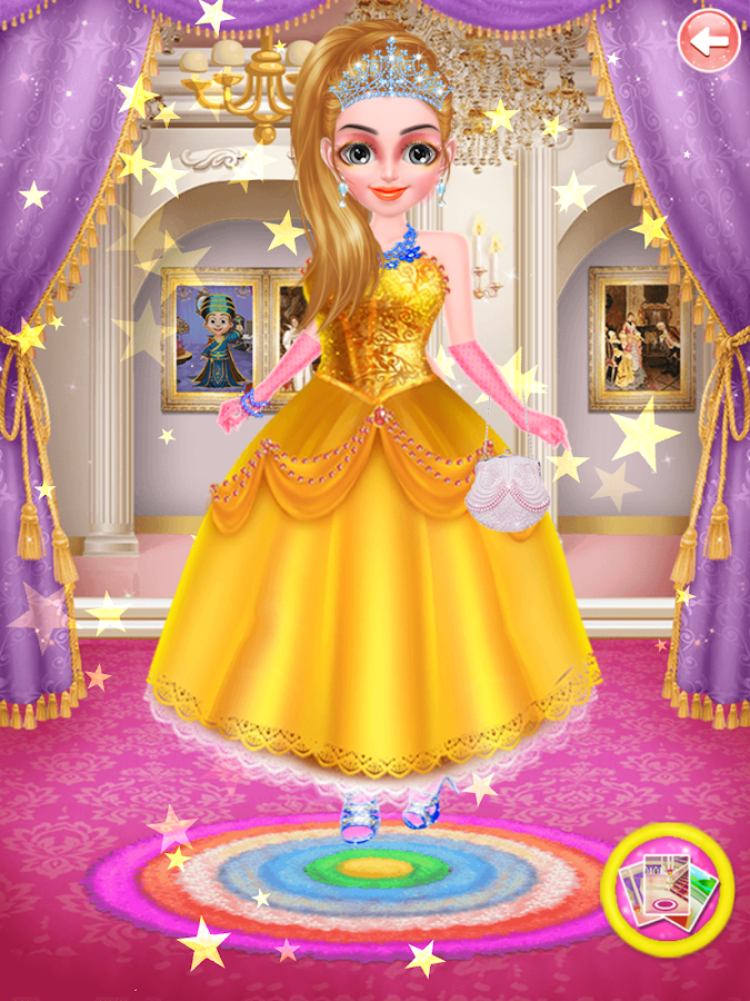 Princess Makeover Screenshot 4