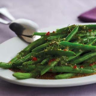 Zesty Italian Dressing Green Beans Recipes