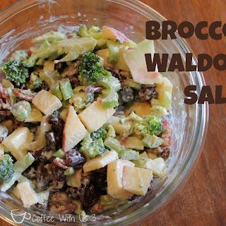 Cranberry Waldorf Fruit Salad Recipes