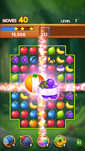 Fruit Magic Master: Match 3 Puzzle for pc