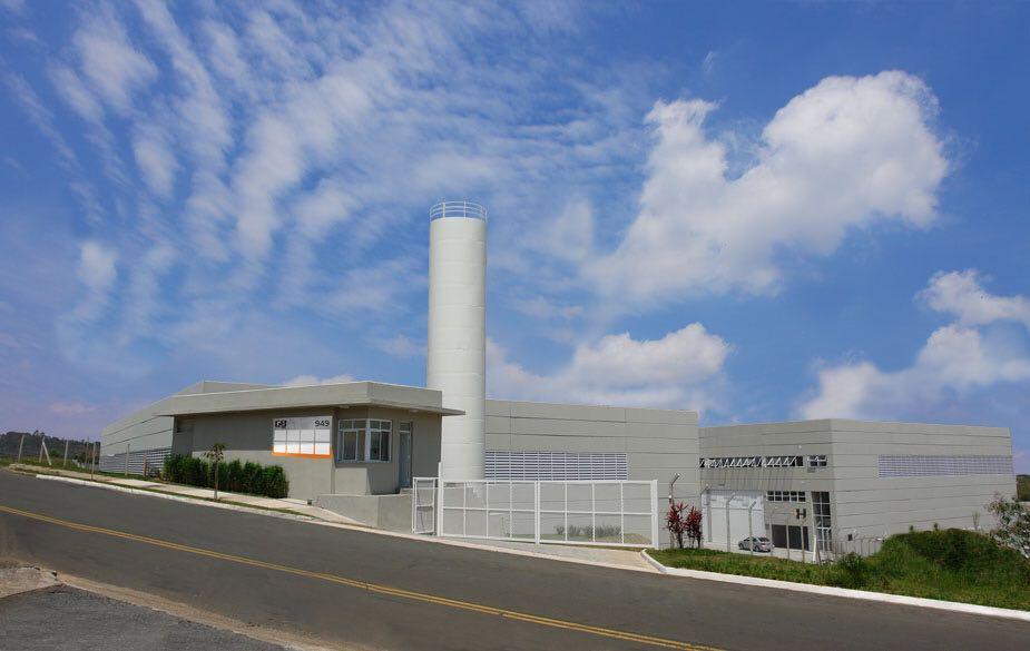 Galpão  industrial para locação, Empresarial Anhanguera, Cajamar.