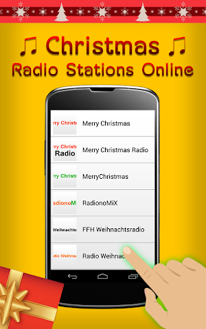 android Christmas Song Screenshot 0
