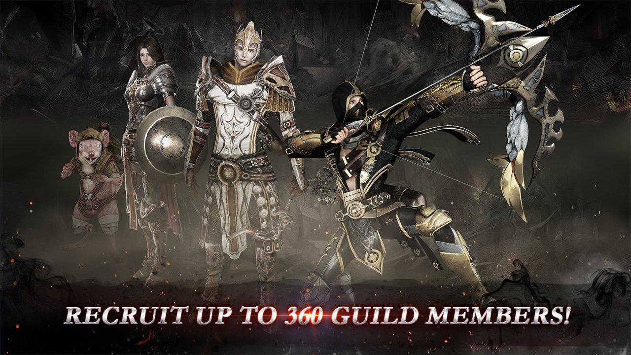 Guild of Honor Screenshot 3
