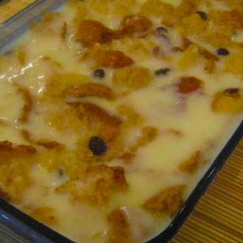 Homestyle Bread Pudding