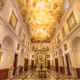 el expolio (el Greco) - catedral toledo by Roberto Gonzalo - Buildings & Architecture Places of Worship ( toledo, expolio, greco, catedral )
