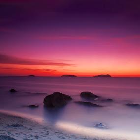 sunsets feeling by Donny  Baki - Landscapes Sunsets & Sunrises