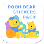 Stickers Pooh Bear for WAStickerApps