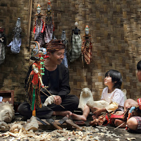The Story Of Golek Puppet by Ari Yuliarso - News & Events World Events