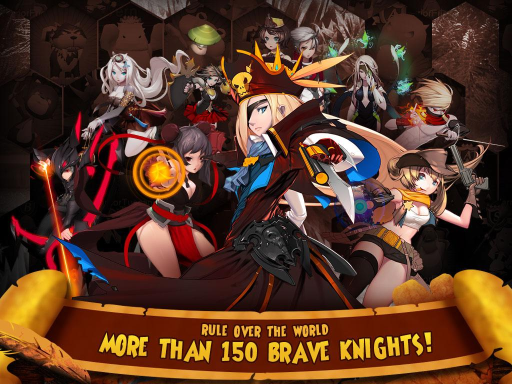 Heaven Knights Screenshot 3