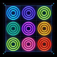 Merge Rings Neon For PC