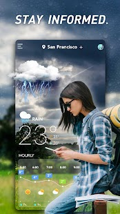 Accurate Weather: Weather Forecast & Weather Radar for pc